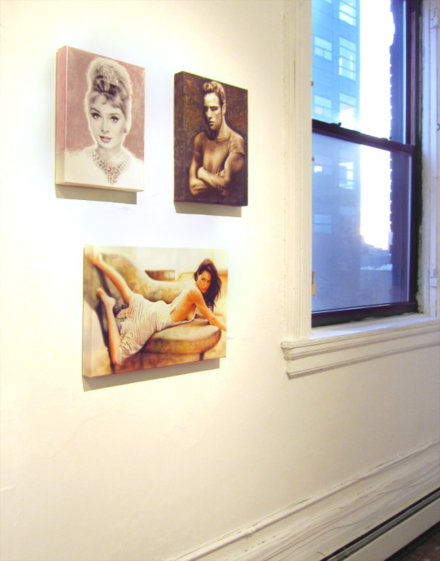 Broadway Gallery / NY Arts Exhibition Featuring Melody Owens Art