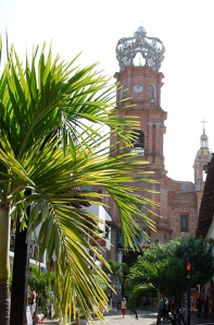 The Church of Guadalupe in Puerto Vallarta