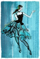 fashion style ar ton watercolor paper at find art gallery