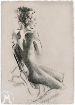 Figure Studies & Gesture Drawings