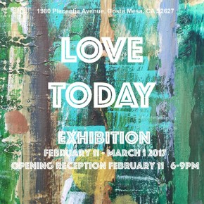 LOVE TODAY Exhibition Feb 11